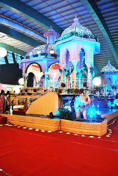 wedding event for mr. rajendra shah