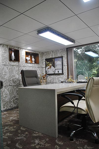 office for m/s. overseas developers